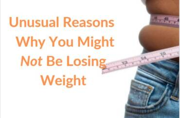 Why NOT Losing Weight