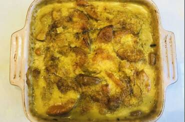 Curried Squash Bake